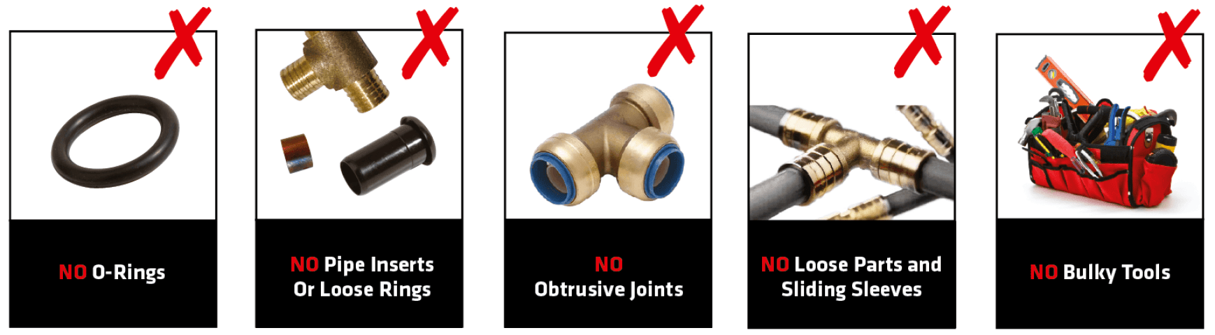 Why Buteline Fittings are Better
