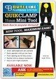 The QuikClamp Mini Tool is back!