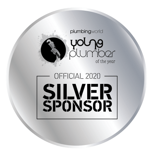 Plumbing World YPOTY Young Plumber of the Year (2020 Silver Sponsor)